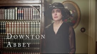 The Dowager Tries to Save Lord Grantham's Marriage   Downton Abbey   Season 3