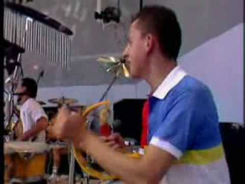 The Style Council Live Aid 1985