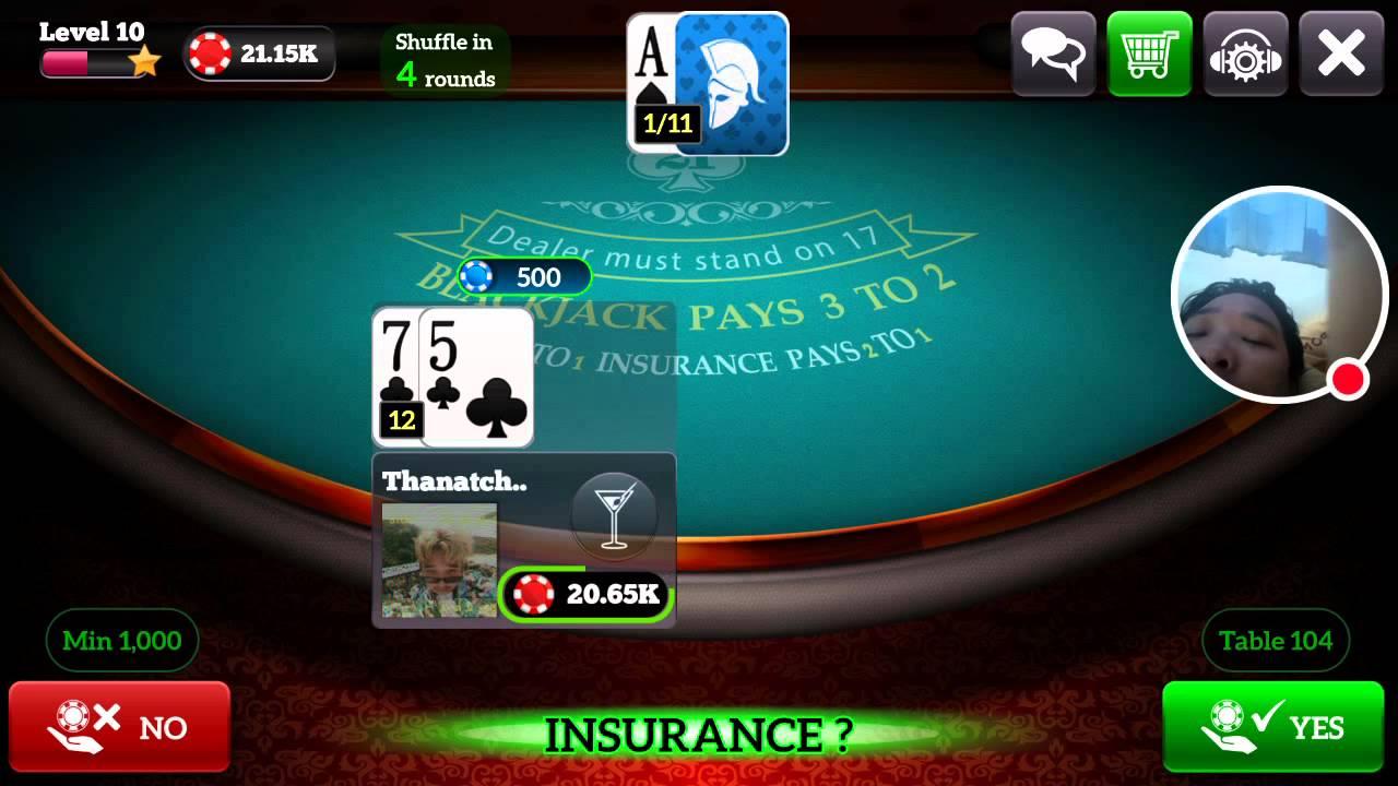 Abzorba live blackjack coupons
