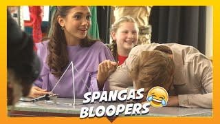 BEST OF SpangaS: BLOOPERS 😂 #1