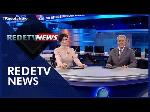 RedeTV News 140919  Completo