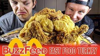 How To Make Buzzfeed's Fast Food Turkey