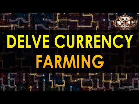 How to Farm Low Delves for 400+ Chaos per Hour - Path of Exile Currency Farming Guide