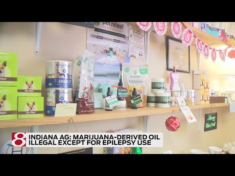 Attorney general: Indiana law did not legalize CBD oil for all