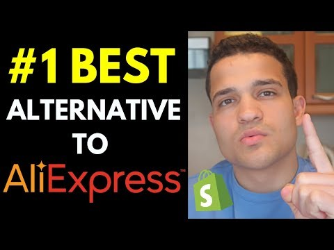 #1 BEST Alternative To Aliexpress Dropshipping - How to Find a Dropshipping Agent in 2019 thumbnail