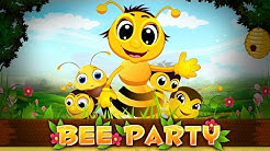 Bee Party - Mobile Slot Game - CasinoWebScripts