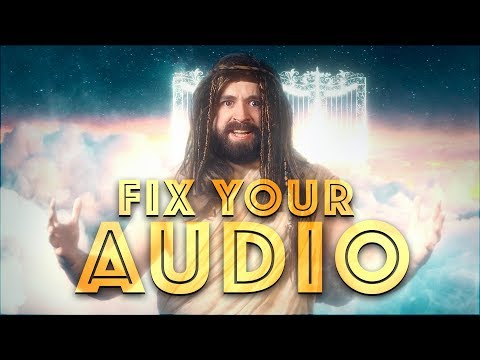 Fix Your AUDIO With One Button