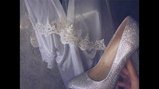 VLOG/ свадебные туфли моей мечты . фата .
