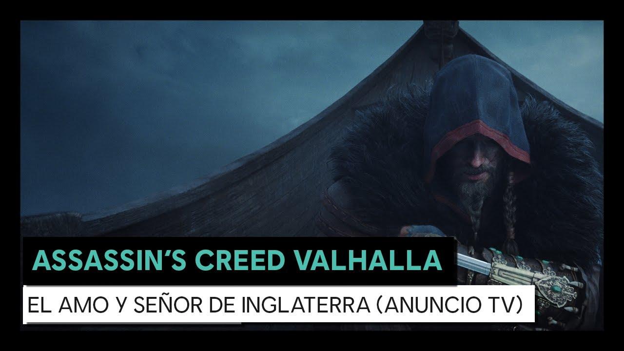 ASSASSIN'S CREED VALHALLA – EL AMO Y SEÑOR DE INGLATERRA (ANUNCIO TV)