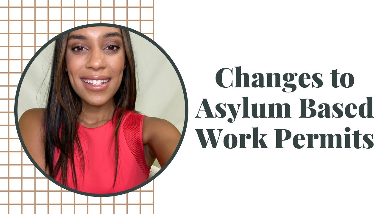 Changes to Asylum Work Permits