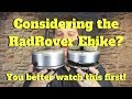 Gambar cover Considering the RadRover Ebike?  You better watch this first!