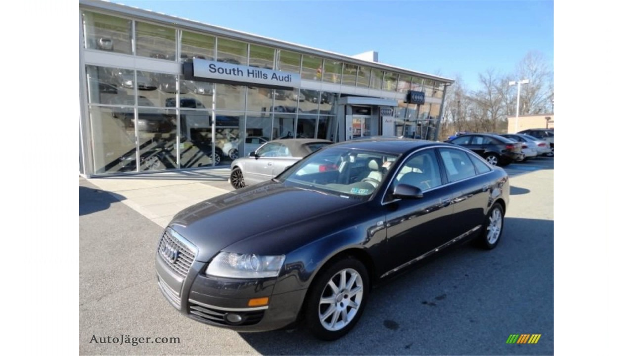 Audi A Quattro YouTube - South hills audi