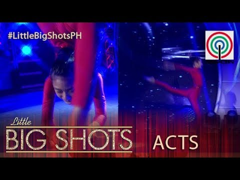 Little Big Shots Philippines: Eunice | 10-year-old Rhythmic Gymnast