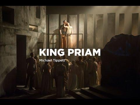King Priam trailer