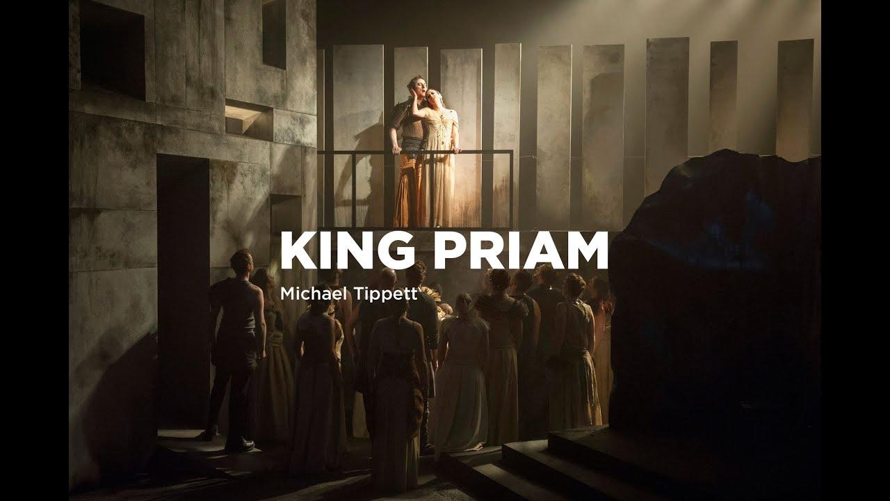 King Priam - English Touring Opera