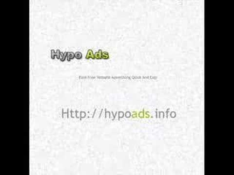 Hypo Ads - Earn Free Advertising