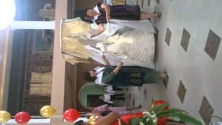 Казахская свадьба выход невесты!