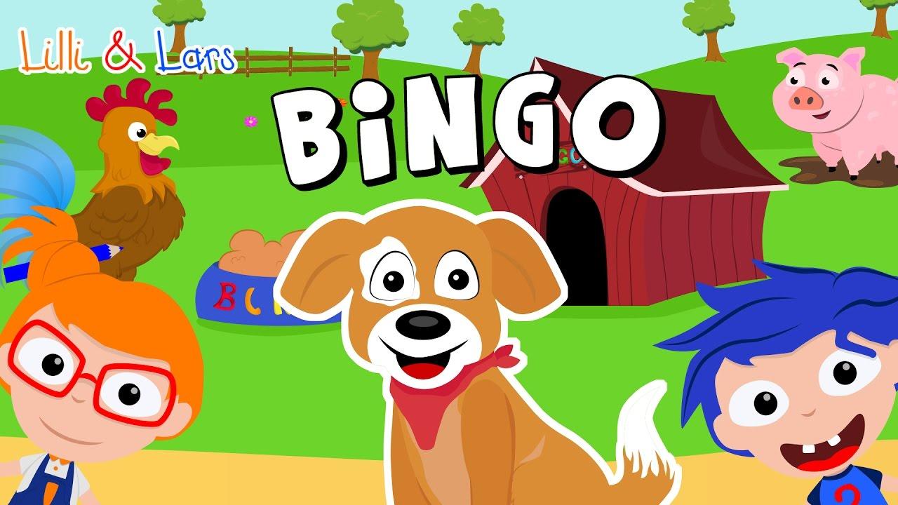 bingo chanson francaise comptines pour b b avec paroles bingo en fran ais youtube. Black Bedroom Furniture Sets. Home Design Ideas