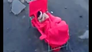 Couple Caught having sex On A Bed In The Middle Of The Road.. Broad Daylight! *18+