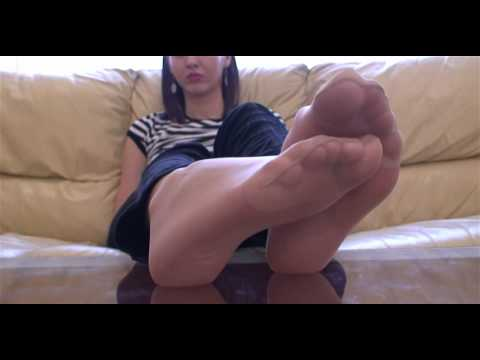 Sexy sweaty feet, stockings and uggs:) from YouTube · Duration:  3 minutes 47 seconds