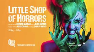 Little Shop of Horrors perform at West End Live 2018