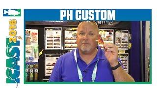PH Custom Tiny Hunter Crankbait with Phil Hunt | ICAST 2016