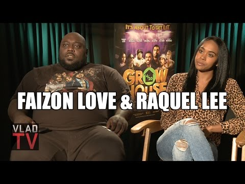 Faizon Love on Watching 2Pac and Treach Fight 600 People