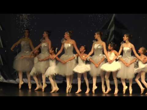 Etudes de Ballet Nutcracker Highlight