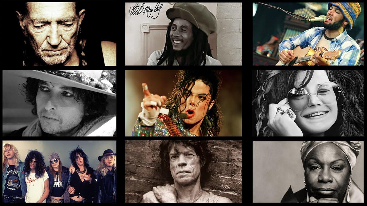cantanti rock anni 90