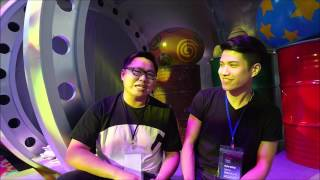 HKAPA EXCEL SMS 2016 - Interview of Fred Hang ( Calling for backstages)