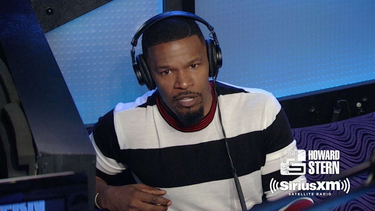 Jamie Foxx recalling Quentin Tarantino shouting at him on the Django Unchained ...