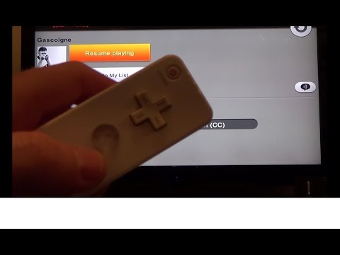 How to Turn Netflix Subtitles ON & OFF on the Nintendo Wii