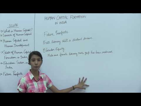 Human Capital Formation in India _ Part6 _ Future Prospects _ Kavya Singhal