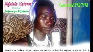 Gambar cover Ngelela Halawa Safari (Mbasha Studio=Prod`Mika)