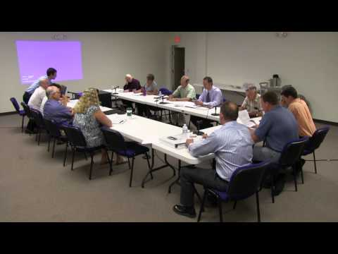 Strafford Regional Planning Commission / MPO  -  TAC meeting 7-13-12