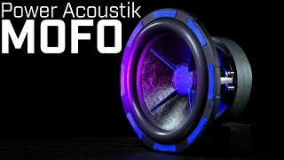 Power Acoustik Mofo Subwoofer - Check out this out!!!