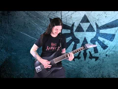 Zelda - Song of Storms Meets Metal
