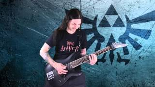 Zelda - Song of Storms Meets Metal