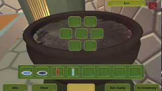 [Android game] Демо Мир магии: Алхимия
