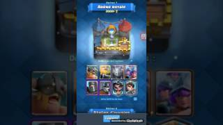 Clash royal(arène 7)