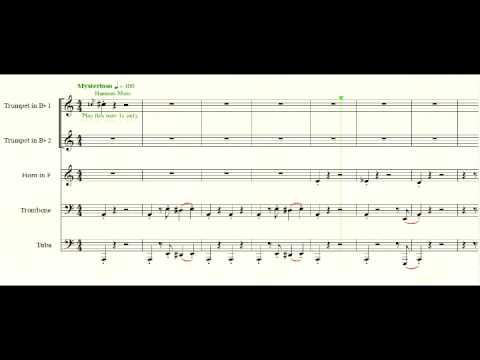 Luigi s mansion song notes text