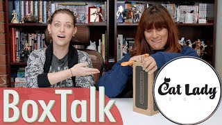 BOX TALK! - Crazy Cat Lady