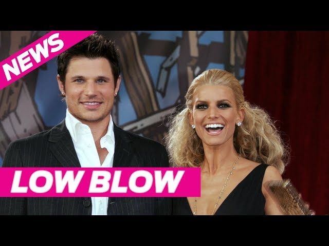 Jessica Simpson Claps Back At Nick Lachey For Dig About Her Father Joe's Sexuality