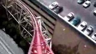 New York New York Rollercoaster