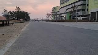 XCR 전동 RC카 운행