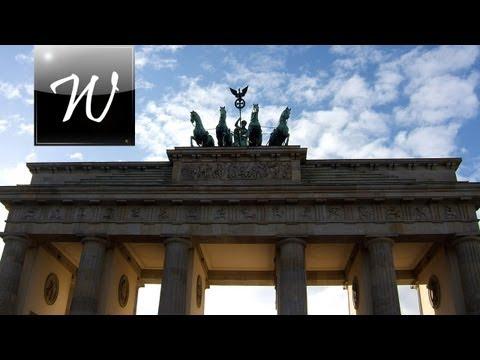 ◄ Brandenburger Tor, Berlin [HD] ►