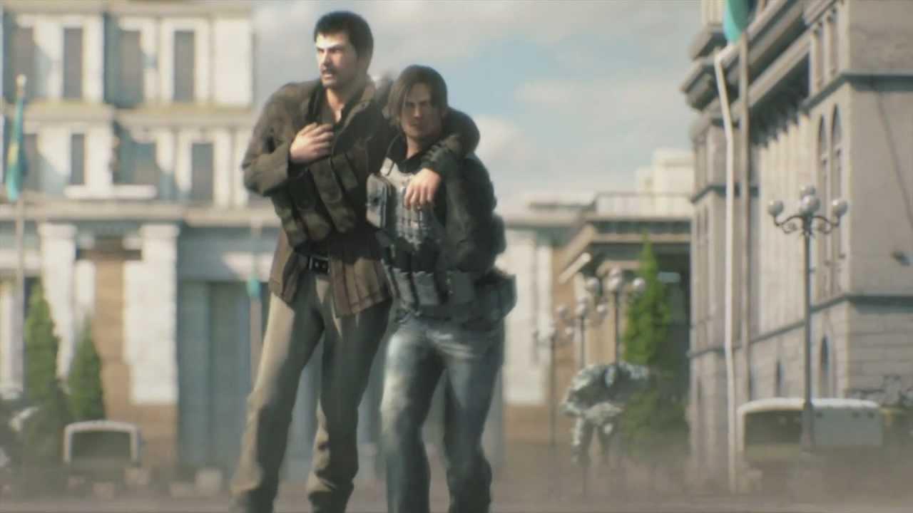 Resident Evil Damnation Biohazard Damnation Trailer Epic Music