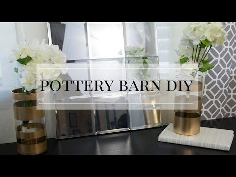 Dollar Tree Pottery Barn DIY Inspired