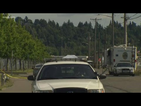 Man throwing 'incendiary devices' fatally shot by police at Northwest Detention Center in Tacoma