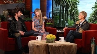 Memorable Moment: Taylor Swift and Zac Efron